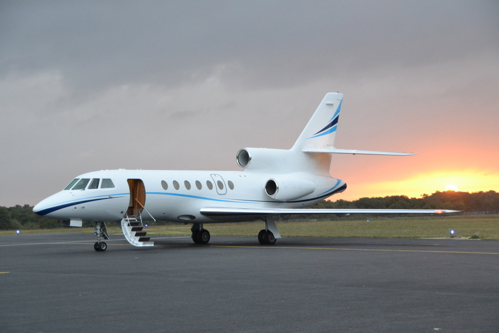 Falcon 50EX Client Consulting